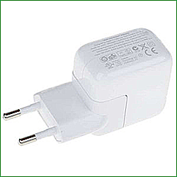 iPhone 12W adapter