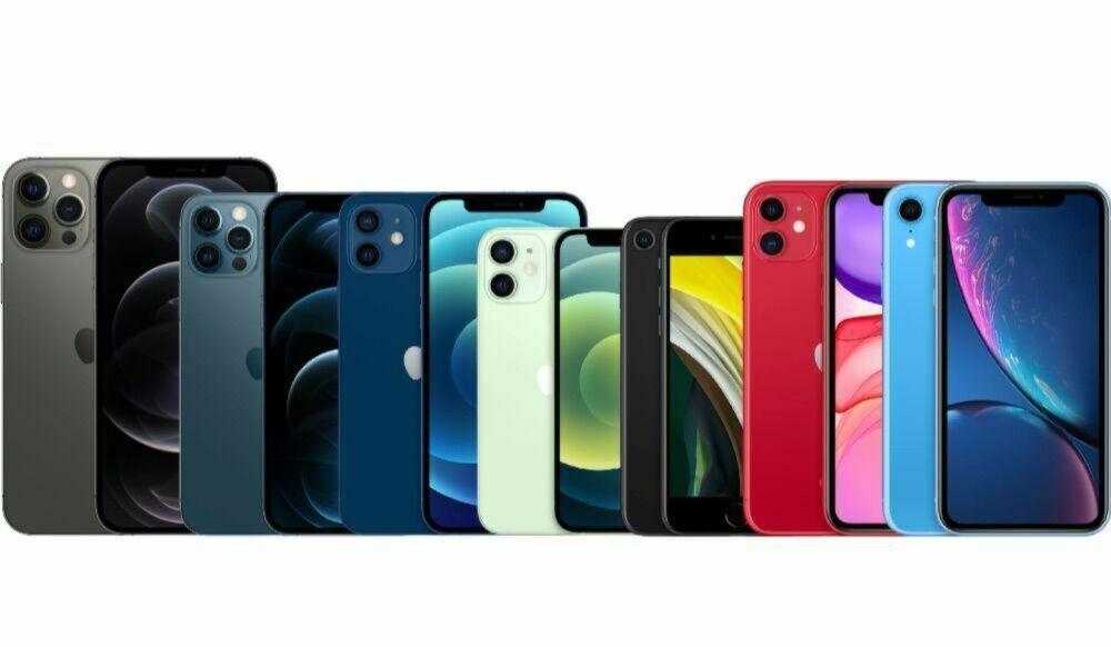 Refurbished iPhone met garantie