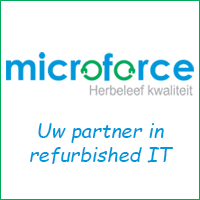Microforce Antwerpen : refurbished en reparatie experten